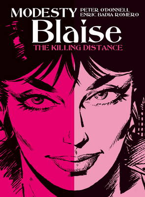 Modesty Blaise - the Killing Distance (Paperback)