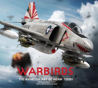 Warbirds: The Aviation Art of Adam Tooby (Hardback)