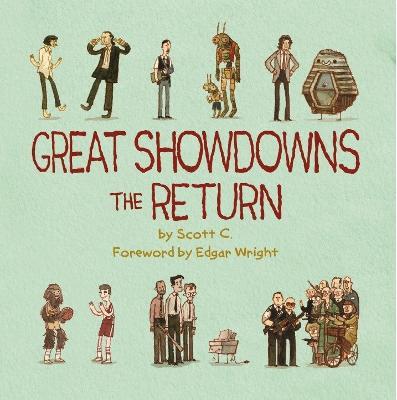 Great Showdowns - The Return (Hardback)