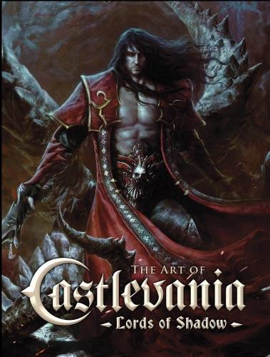 The Art of Castlevania - Lords of Shadow (Hardback)