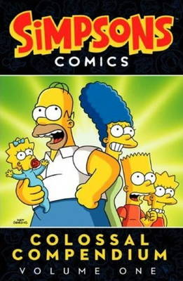 The Simpsons: Colossal Compendium v. 1 (Paperback)