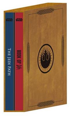 Star Wars - Book of the Sith & Jedi Path Slipcase