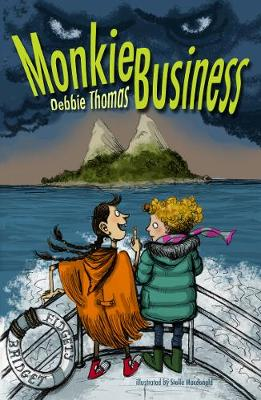 Monkie Business (Paperback)