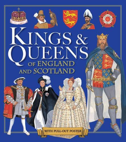 Kings & Queens of England and Scotland (Paperback)