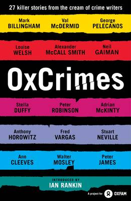OxCrimes: Introduced by Ian Rankin (Paperback)