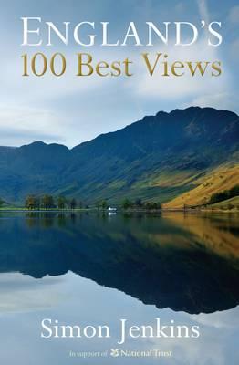 England's 100 Best Views (Hardback)