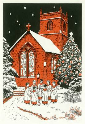 Sing, Choirs of Angels: A History of Carols (Hardback)