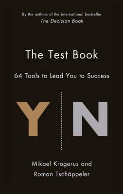 The Test Book: 64 Tools to Lead You to Success - The Tschappeler and Krogerus Collection (Hardback)