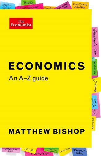 Economics: An A-Z Guide (Paperback)