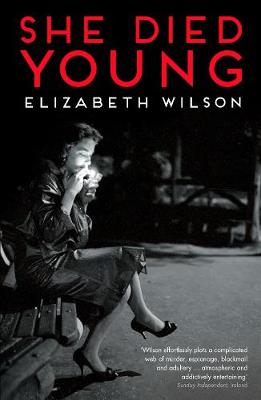 She Died Young (Paperback)