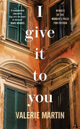 I Give It To You (Hardback)
