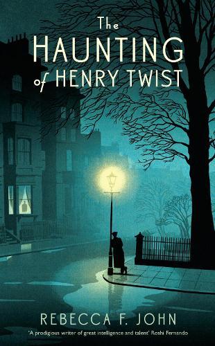 The Haunting of Henry Twist (Hardback)