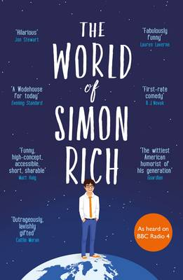 The World of Simon Rich (Paperback)