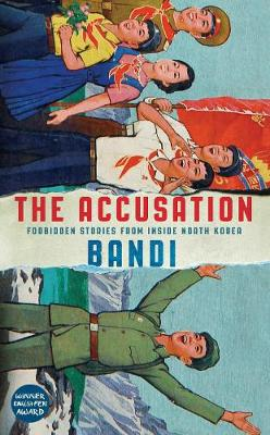 The Accusation: Forbidden Stories From Inside North Korea (Hardback)