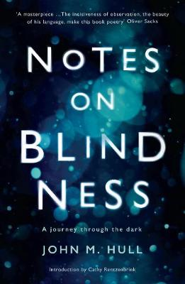 Notes on Blindness: A journey through the dark - Wellcome (Paperback)