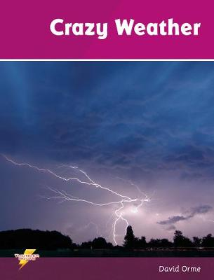 Crazy Weather: Set 3 - Thunderbolts (Paperback)