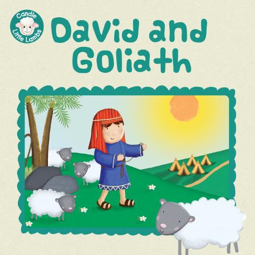 David and Goliath - Candle Little Lambs (Paperback)