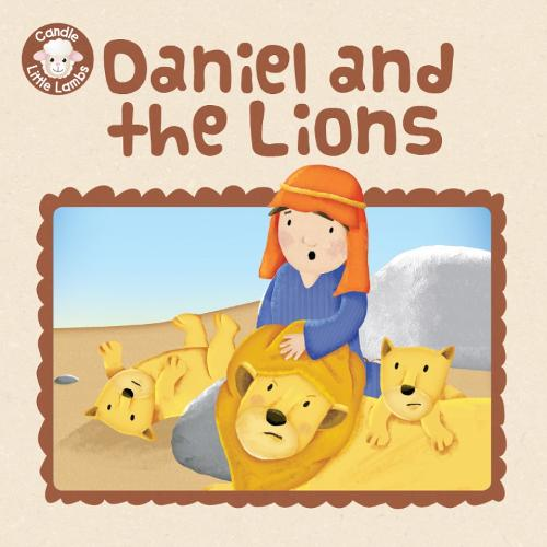 Daniel and the Lions - Candle Little Lambs (Paperback)