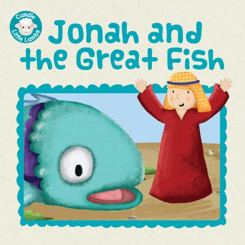 Jonah and the Great Fish - Candle Little Lambs (Paperback)