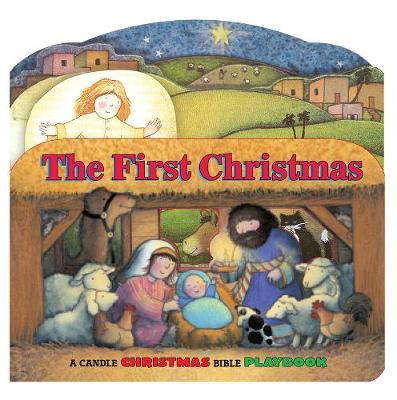 The First Christmas - Candle Playbook (Board book)