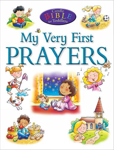 My Very First Prayers - Candle Bible for Toddlers (Paperback)