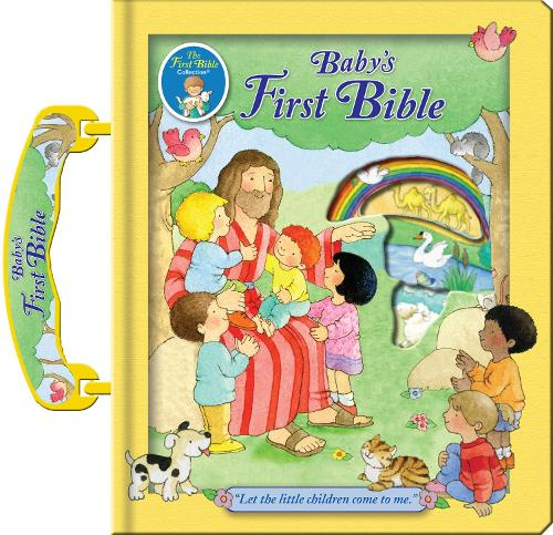 Baby's First Bible (Board book)