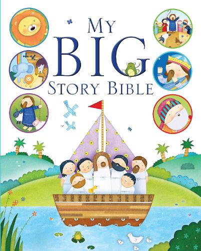 My Big Story Bible (Hardback)