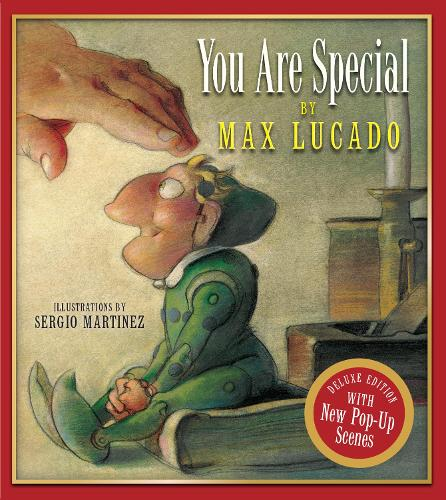 You Are Special: Anniversary Pop-Up Edition (Hardback)