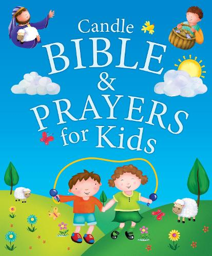 Candle Bible & Prayers for Kids - Candle Bible for Kids (Hardback)