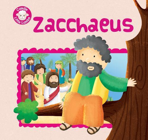 Zacchaeus - Candle Little Lambs (Paperback)