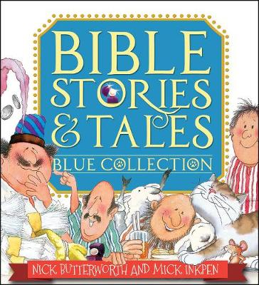 Bible Stories & Tales Blue Collection (Hardback)