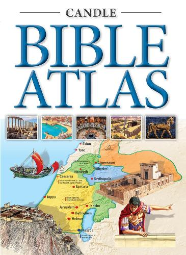 Candle Bible Atlas (Paperback)