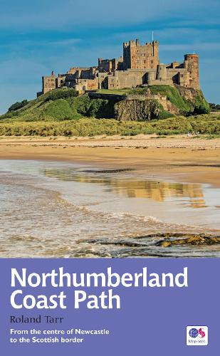 Northumberland Coast Path: Recreational Path Guide - Trail Guides (Paperback)