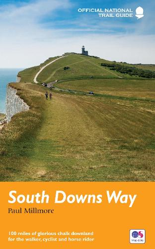 South Downs Way: National Trail Guide - National Trail Guides (Paperback)