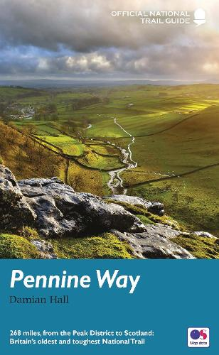 Pennine Way: National Trail Guide - National Trail Guides (Paperback)