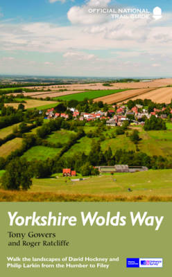 Yorkshire Wolds Way - National Trail Guides (Paperback)