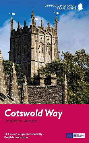 Cotswold Way: National Trail Guide - National Trail Guides (Paperback)