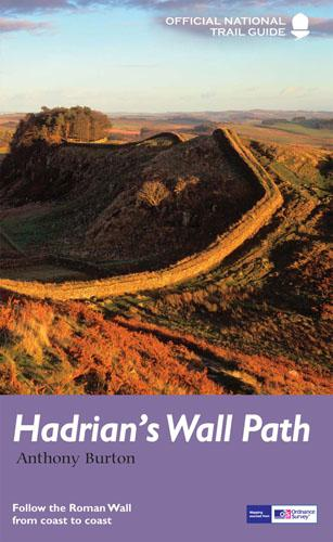 Hadrian's Wall Path: National Trail Guide - National Trail Guides (Paperback)