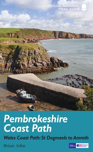 Pembrokeshire Coast Path: National Trail Guide - National Trail Guides (Paperback)