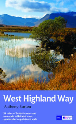 The West Highland Way: National Trail Guide (Paperback)