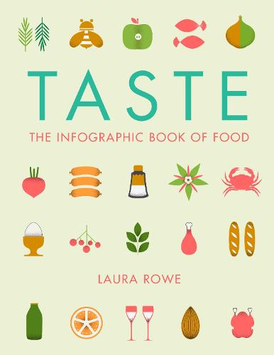 Taste: The Infographic Book of Food (Paperback)