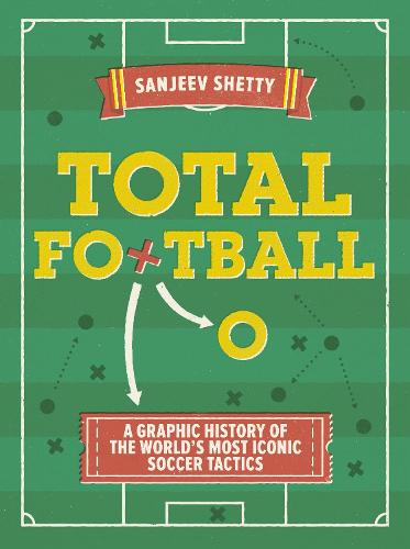 Total Football - A graphic history of the world's most iconic soccer tactics: The evolution of football formations and plays (Paperback)