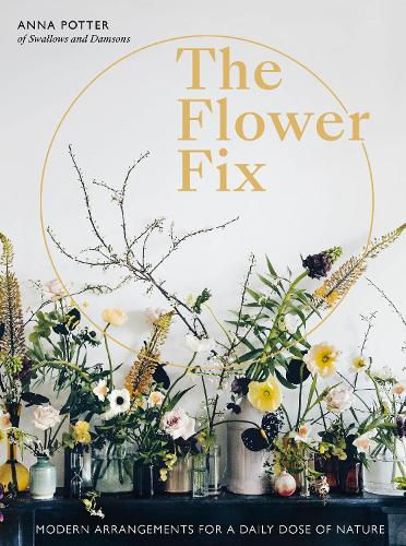 The Flower Fix: Modern arrangements for a daily dose of nature - Fix Series (Hardback)