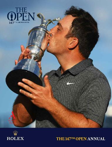 The 147th Open Annual: The Official Story (Hardback)