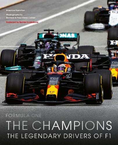 Formula One: The Champions: 70 years of legendary F1 drivers (Hardback)