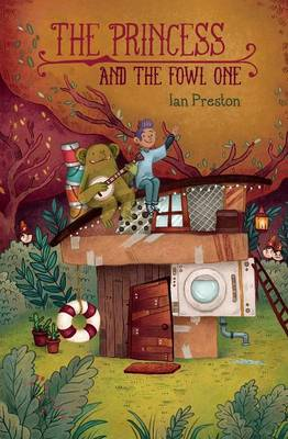 The Princess and the Fowl One (Paperback)