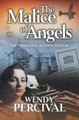 The Malice of Angels: Esme Quentin Mystery 3 - Esme Quentin Mystery 3 (Paperback)