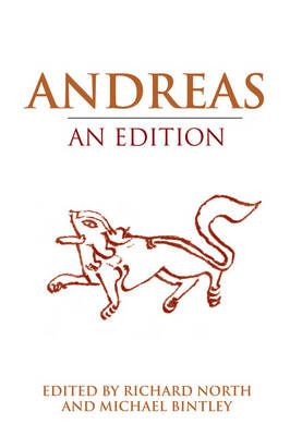 Andreas: An Edition - Exeter Medieval Texts and Studies (Hardback)