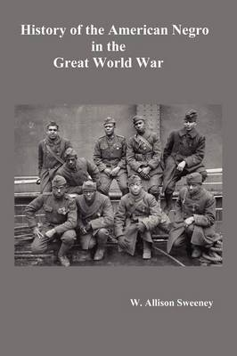 HistoryHistory of the American Negro in the Great World War. Fully Illustrated (Paperback)