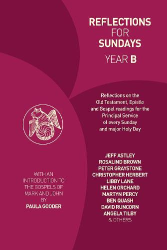 Reflections for Sundays, Year B (Paperback)